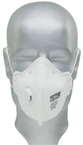 Feinstaub-Faltmaske FFP3 mit Ausatmungsventil,Tector®