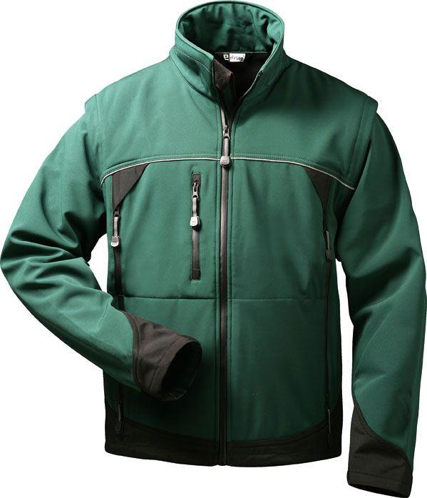 elysee® Jacke Ärmeln mit abnehmbaren Softshell SIGMA KJTl1Fc
