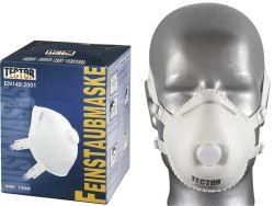 Klassik-Feinstaubmaske FFP3 mit Ausatmungsventil,Tector®