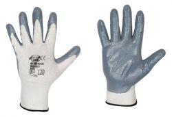 Nylon/Nitril-Handschuhe WUHAN, wie eine 2. Haut, Premiumqualität, reißfest