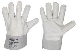 Rindvollleder-Handschuhe V 52 VV