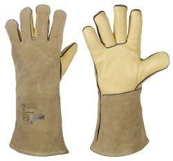 Rindleder-Handschuhe WELDER-PROFI 4