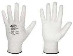 Schnittschutzfaser / PU - Handschuhe LESHAN