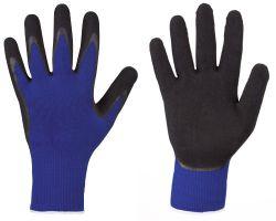 Latex-Handschuhe LAFOGRIP, Feinstrick, Premium Qualität