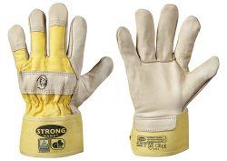 Rindvollleder-Handschuhe LION