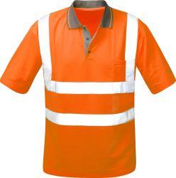 Poloshirt Mischgewebe CARLOS