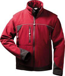 elysee® Softshell Jacke mit abnehmbaren Ärmeln OMEGA