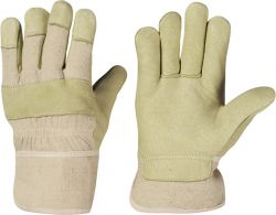 Schweinsvollleder-Handschuhe Jumbo PAWA, Größe 12, NUR NOCH 8 PAAR LIEFERBAR!