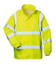 Warnschutz Regen-Jacke mit Kapuze  ONNO