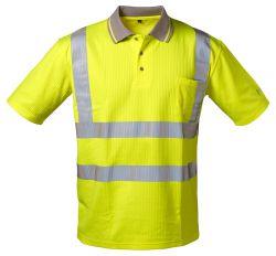 SAFESTYLE® Warnschutz-Polo-Shirt TITUS