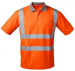 SAFESTYLE® Warnschutz-Polo-Shirt MATEO