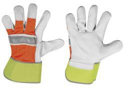 WINTER HI-VIS* Stronghand Handschuhe