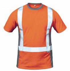 Warnschutz-T-Shirt ROTTERDAMM