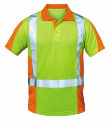 Warnschutz-Poloshirt ZWOLLE