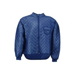Thermo-Unterzieh-Jacke blau