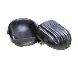 Knieschoner Schalenform