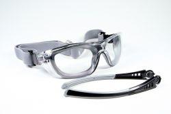 Dualfunktions-Schutzbrille