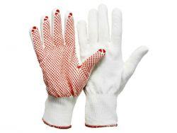 Feinstrick Handschuh, Noppen