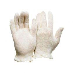 Baumwoll-Trikot,  rohweiß. Damengröße