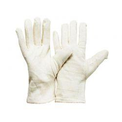 Baumwoll-Jersey Handschuhe