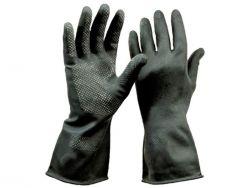 Neoprene-Handschuh schwarz