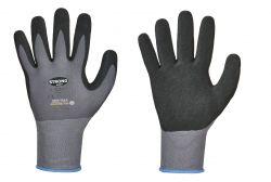 NIFOA FLEX Handschuhe Nitril Stronghand