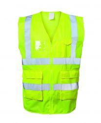 ALBIN Warnschutzweste Gelb Safestyle