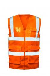 ANSGAR Warnschutzweste Orange Safestyle