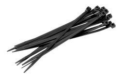 Kabelbinder SCHWARZ 4.7mmx200mm 100Stk.