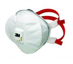 Atemschutzmaske FFP3 / 8835 / Bis zum 30-fachen Grenzwert