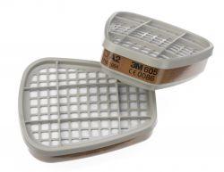 A2 Filter gegen organische Gase & Dämpfe / 6055