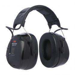 HRXS220A Pro FM Radio Gehörschutz / Schwarz mit Kopfbügel