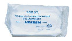 Einweg-Handschuh aus Polyethylen / Box á 100 Stück
