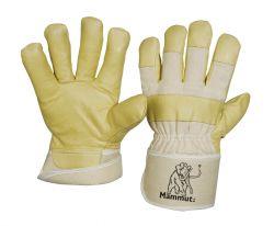 TOP-Schweinsnarbenleder-Handschuh / Größe 11 /
