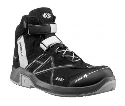 HAIX CONNEXIS® Safety GTX S3 / MID BLACK/SILVER / S3-CONNEXIS-Stiefel