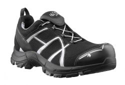 HAIX BLACK EAGLE® Safety 41 / LOW BLACK/SILVER / S1P-Sicherheitsschuh