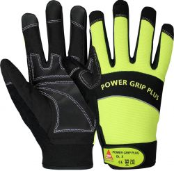 Montagehandschuh POWERGRIP Plus / HaseSafety / 40200M