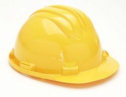 Schutzhelm nach EN 397 5-RS gelb