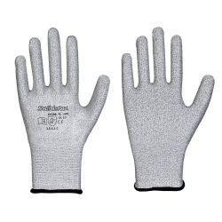 Schnittschutz-Handschuh - ohne Beschichtung - CE CAT 2