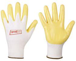 Nitril-Handschuhe, Feinstrick, Profi Qualität, GOLDSTAR